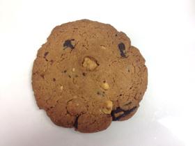Chocolate Chip Cookie. Just nu med rostad mandel samt vit- & mjölkchoklad.
